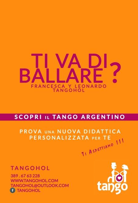 Scopri il tango argentino a San Zenone degli Ezzelini. Prova una Nuova didattica personalizzata per te. Ti Aspettiamo !